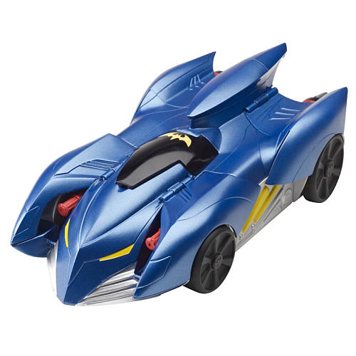 BATMOBILE DE BATMAN Transform and Attack - Mattel