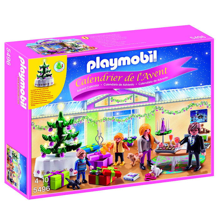 calendrier de l 39 avent 2015 r veillon de no l playmobil. Black Bedroom Furniture Sets. Home Design Ideas