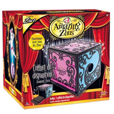 Coffret de Disparition Amazing Zhus - Splash Toys