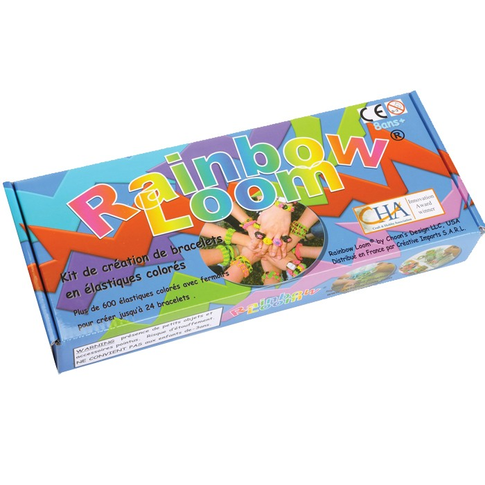 Kit de démarrage Rainbow Loom