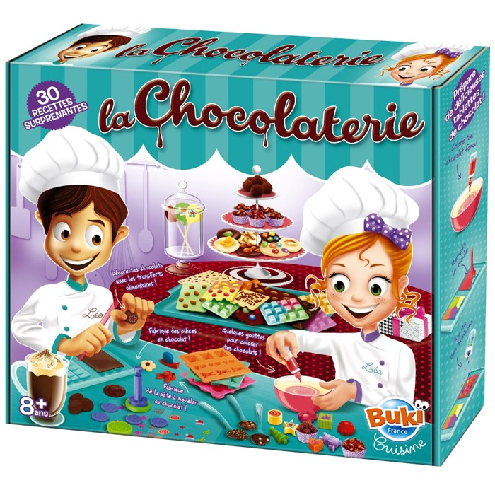La chocolaterie - Buki