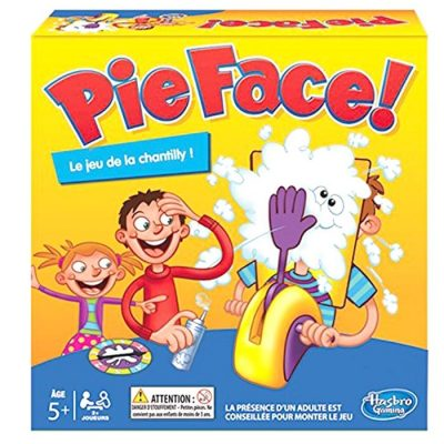 Pie Face, Jeu de la chantilly - Hasbro
