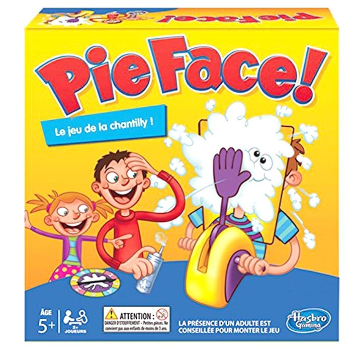Pie face showdown cdiscount