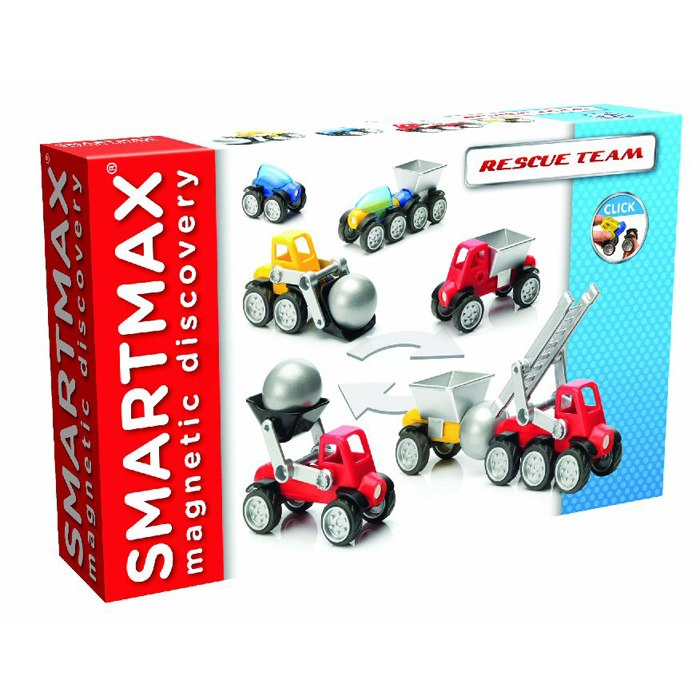 Rescue Team - Smartmax