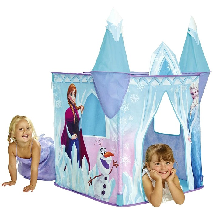 tente ch teau la reine des neiges worlds apart la famille d mo jouets. Black Bedroom Furniture Sets. Home Design Ideas
