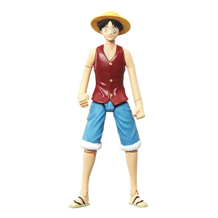 Figurine Luffy One Piece 12 cm - Obyz
