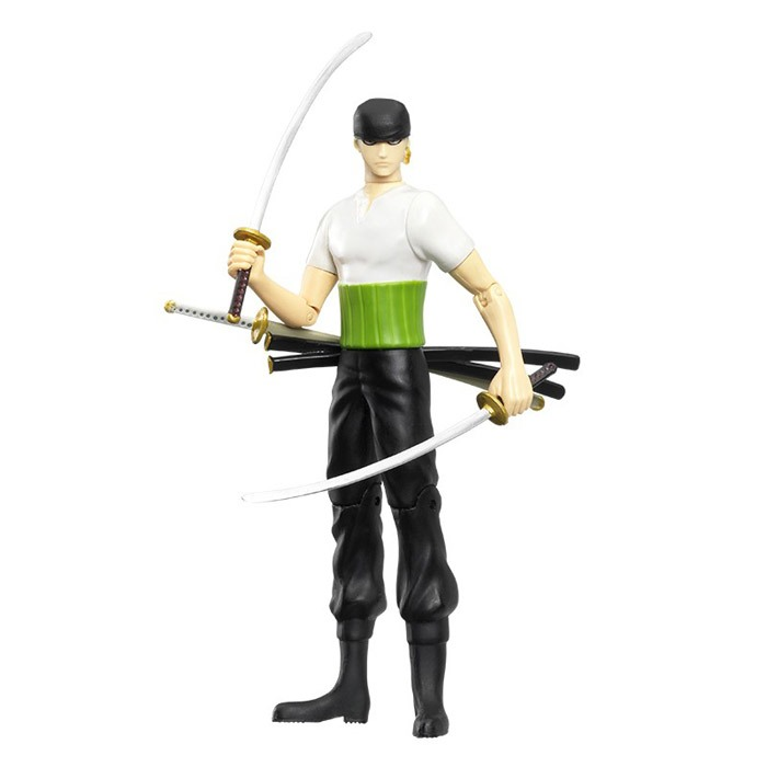 Figurine Zoro One Piece 12 cm - Obyz