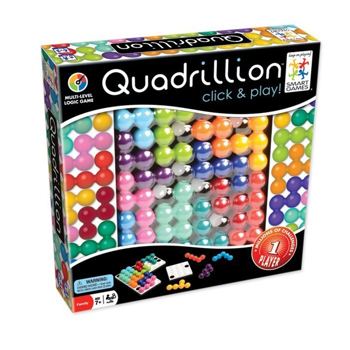 Quadrillion - Smart Games