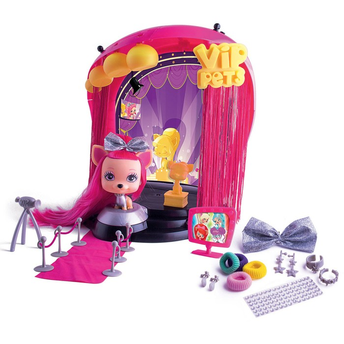 Vip Pets Le Grand Theatre Playset - IMC Toys