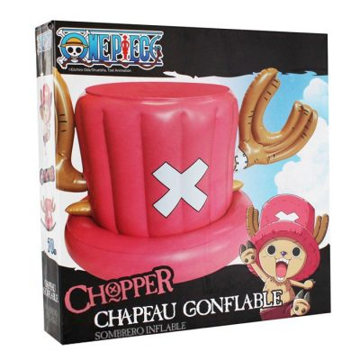 Chapeau gonflable Chopper One Piece - Obyz