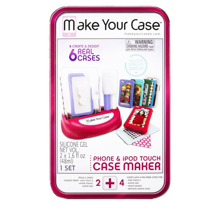 Make Your Case / Case Maker - Lansay