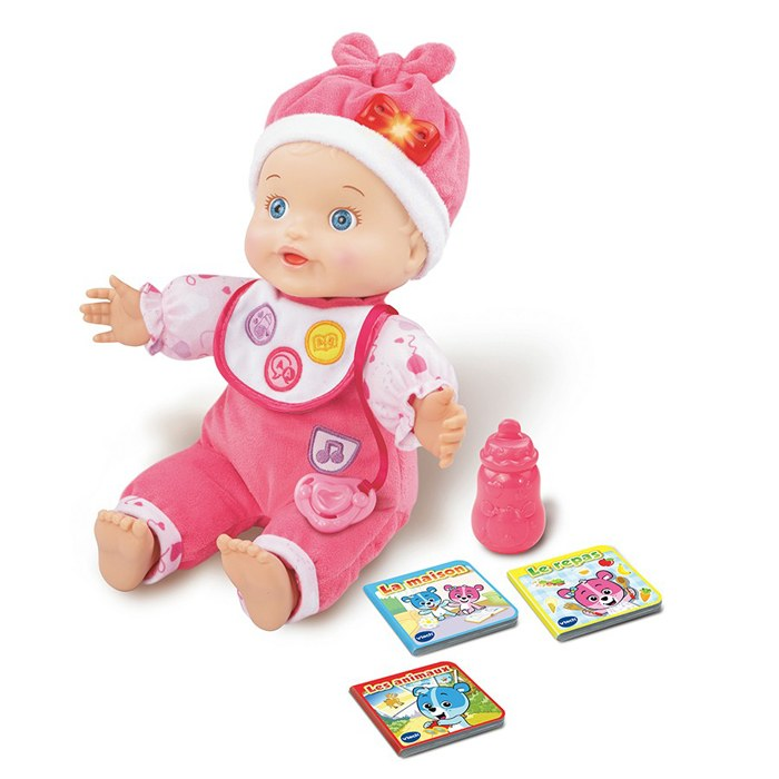 Poupée Little Love Interactive - Vtech