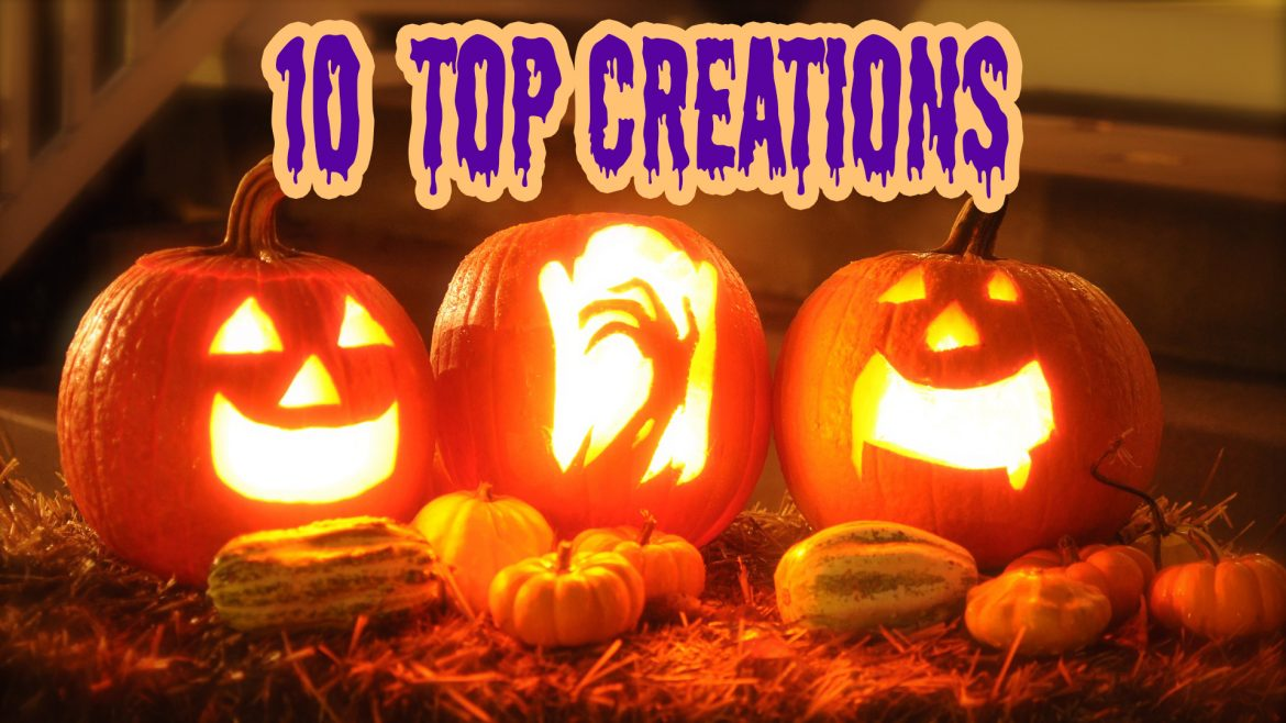 photos diy halloween top creations